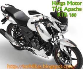 Harga Motor TVS Apache RTR 180