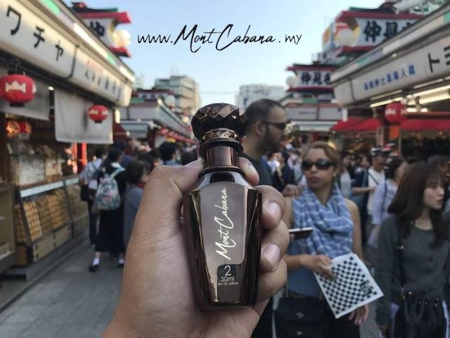Premium Perfume by Mont Cabana