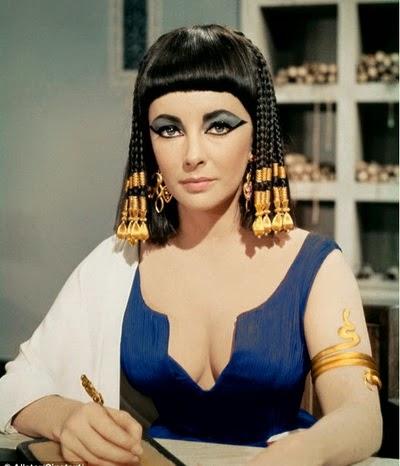 daftar film tentang cleopatra