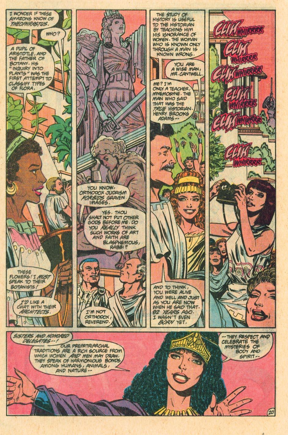 Read online Wonder Woman (1987) comic -  Issue #37 - 22