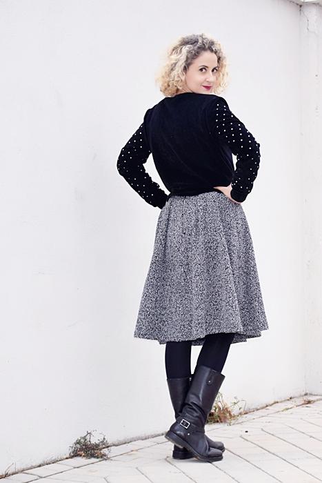 Outfit-falda-punto-gris-4