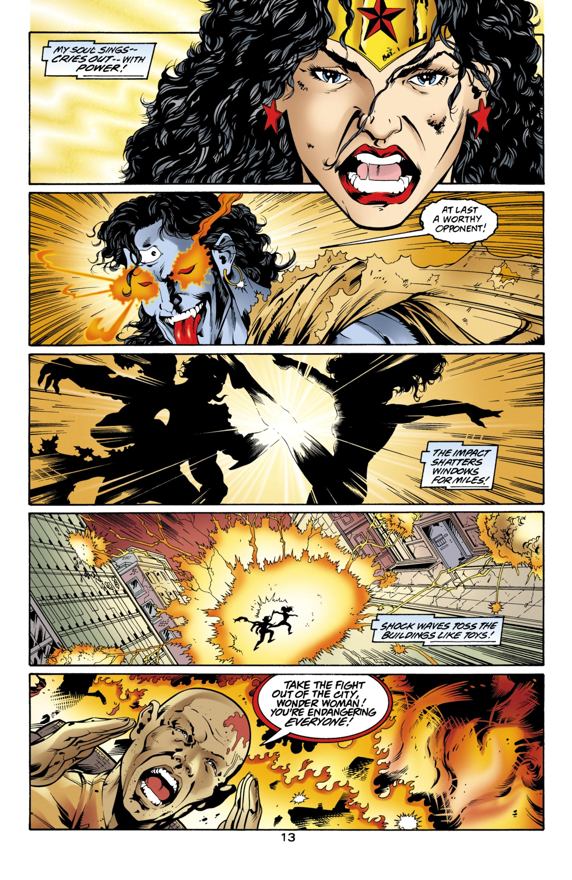 Read online Wonder Woman (1987) comic -  Issue #152 - 14