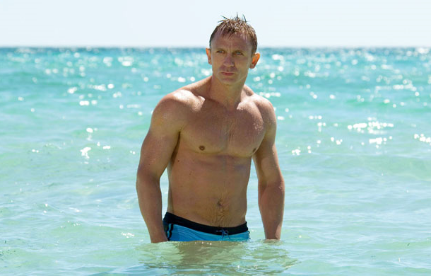 Daniel Craig  Body Workout