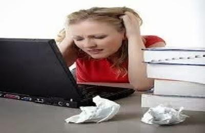 Begini Caranya Mengatasi kelelahan Terlalu Lama Di Depan Komputer