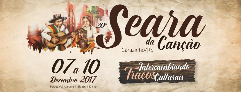 20ª Seara da Canção Gaúcha foi lançada oficialmente nesta sexta-feira
