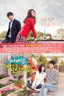 Sinopsis Drama Father, I'll Take Care of You {Drama Korea}