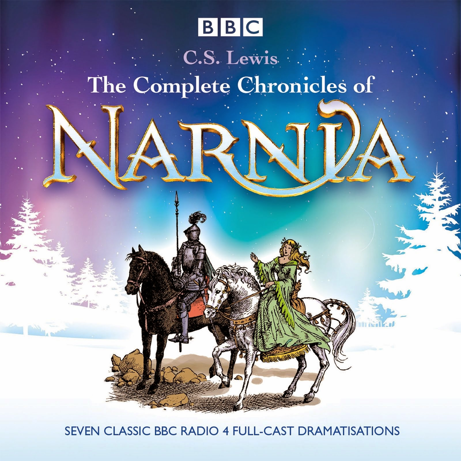 RETURN TO NARNIA: My classic radio series reissued
