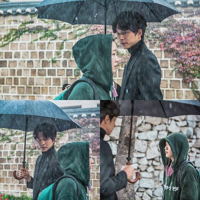 《孤單又燦爛的神-鬼怪》公布 孔劉 金高恩 兩人共同畫面劇照