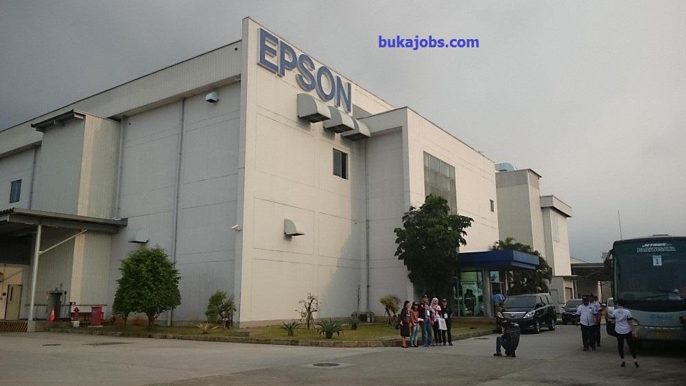 Lowongan Kerja PT Epson Indonesia 2019