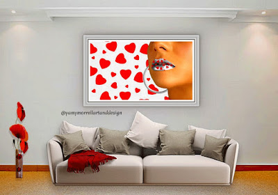 woman-lips-red-hearts-art-by-yamy-morrell