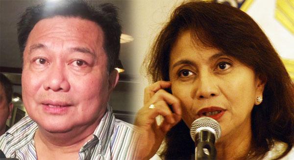 Alvarez mulls impeachment complaint vs. Robredo