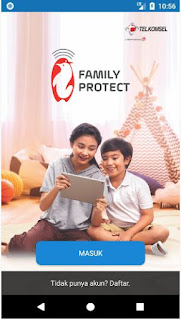 Aplikasi Family Protect Dari Telkomsel
