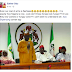 Facebook User Says The Horses On Nigerian Coat Of Arms Looks Hungry