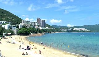 Hongkong Stanley Beach