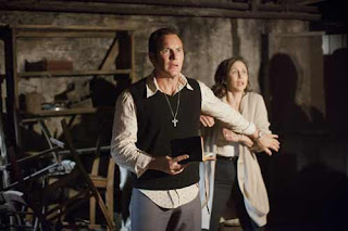 The Conjuring, is a Great Real Ghost Story, Horror Film