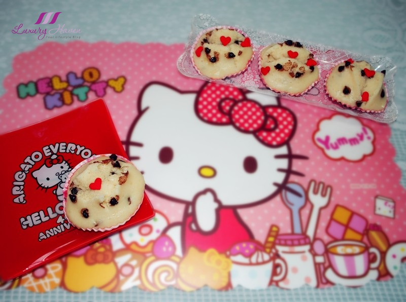 pink hello kitty anniversary cute kitchenware