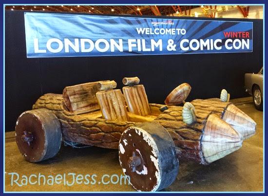 Winter London Film and Comic Con