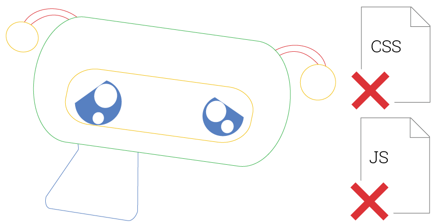 Googlebot Tidak Bisa Merayapi CSS dan Javascript