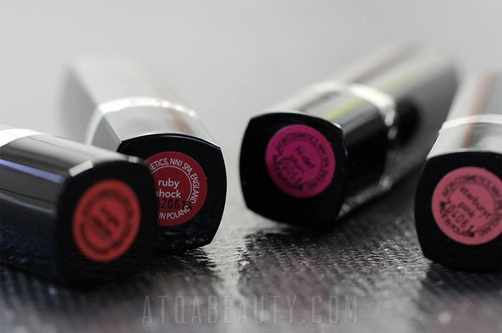 Pomadki Ultra Colour Bold Avon