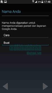 Cara Daftar Akun Google Baru Dan Mengaktifkan Play Store