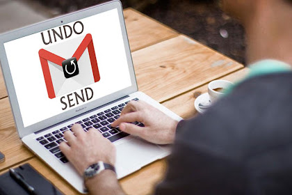 Cara Mengaktifkan Sistem Undo Otomatis Pada Gmail