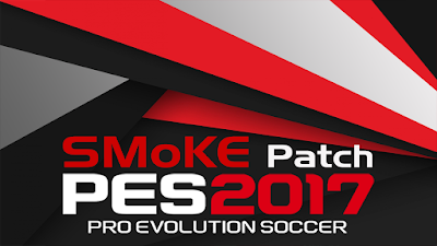 PES 2017 SMoKE Patch Update 9.3.1 Terbaru Februari Free Download