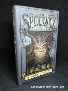 spiderwick the wrath of mulgarath front cover