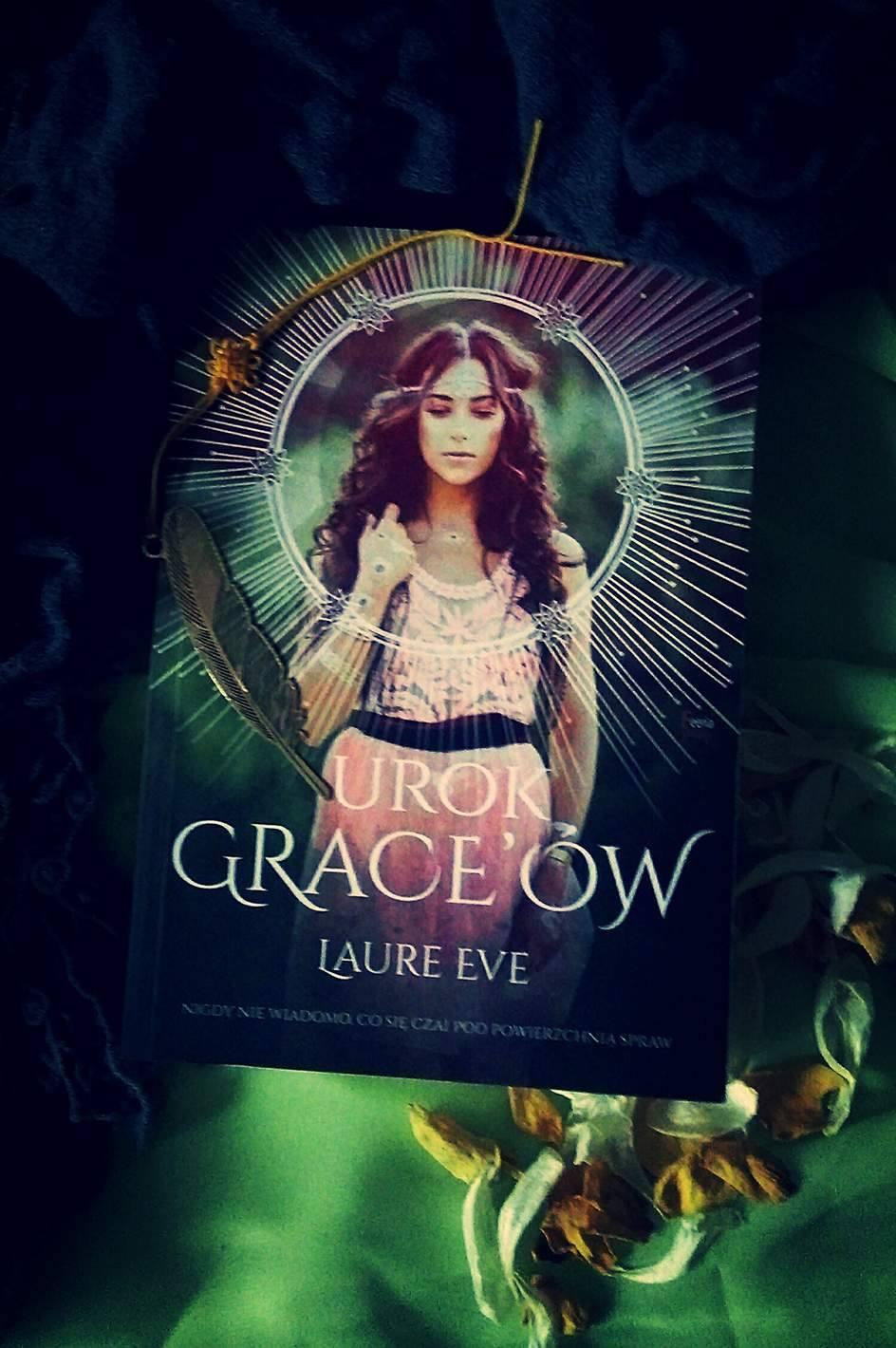 """Urok Grace'ów"" Laure Eve"
