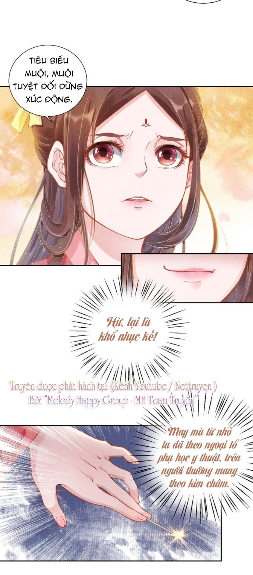 Thịnh Sủng Y Phi Chi Dao Quan Truyện - Chap 7