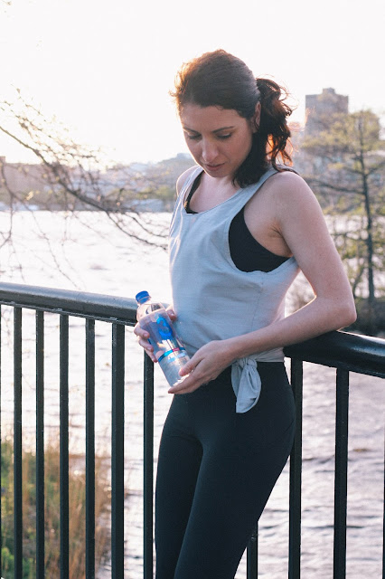Caffeinated Water Workout