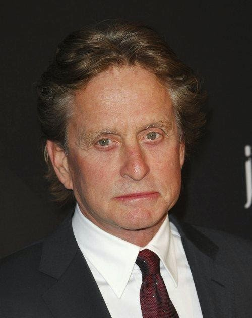 Michael Douglas supera un cáncer