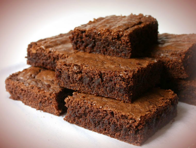 Brownies veganos apto celiacos - receta light
