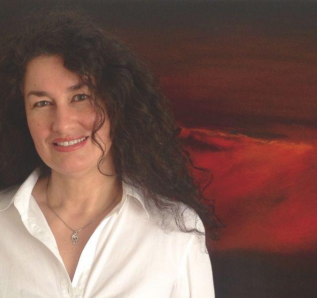 Myriam O artista multidisciplinaria