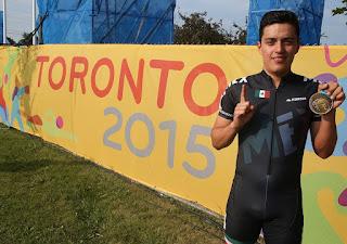 Mike Páez sacó el primer oro de la historia para México en patinaje sobre ruedas en Juegos Panamericanos