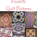 10 of My Favorite Quilt Patterns