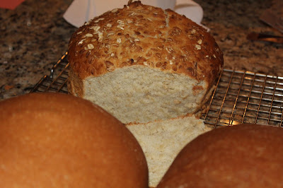 Fresh Hot Homemade Bread