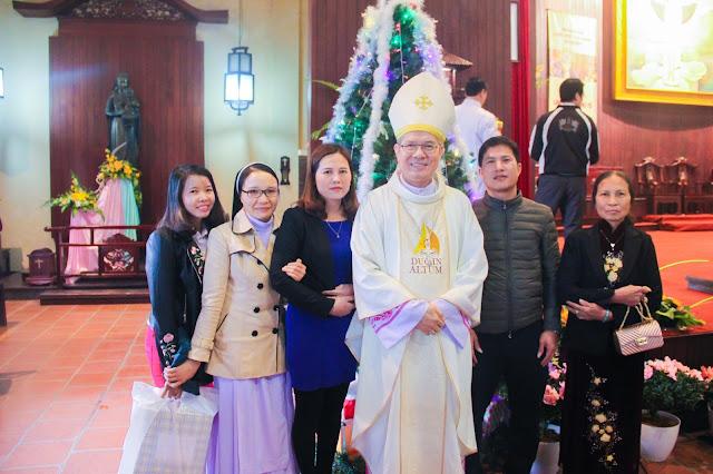 Lễ truyền chức Phó tế và Linh mục tại Giáo phận Lạng Sơn Cao Bằng 27.12.2017 - Ảnh minh hoạ 230