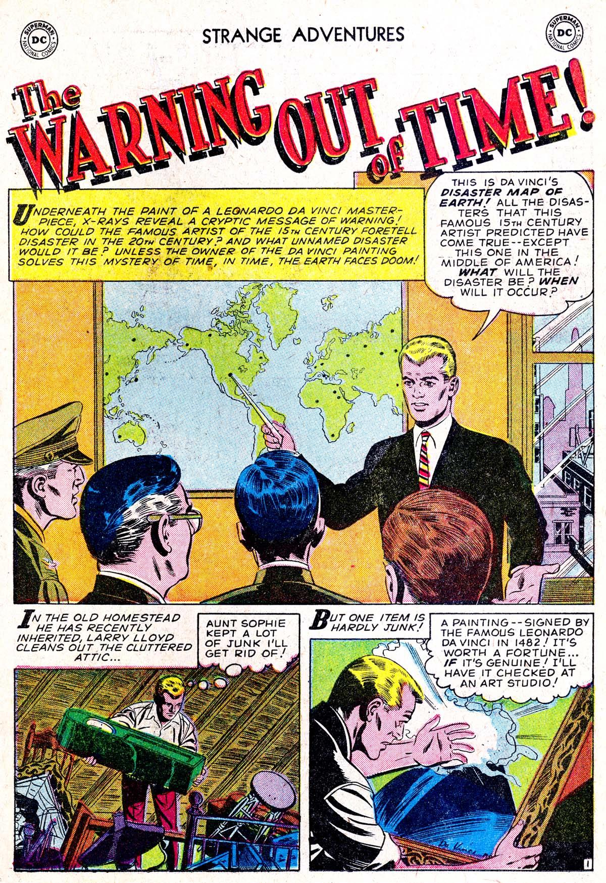 Strange Adventures (1950) issue 88 - Page 11