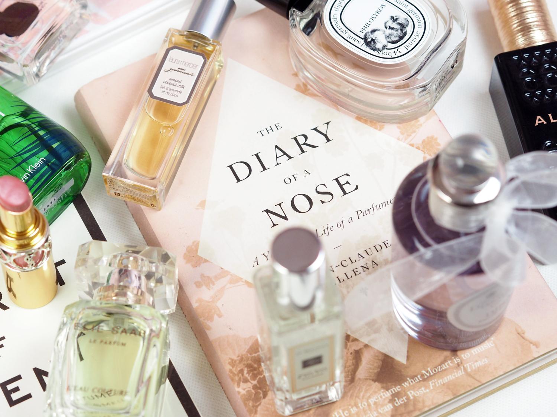 2016 Perfume Favourites