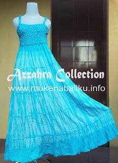 Gambar Dress Rayon Kerut Dada