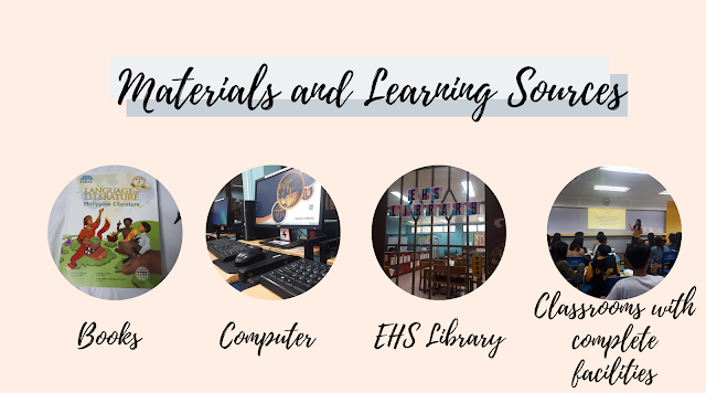 Materials and Other Learning Sources