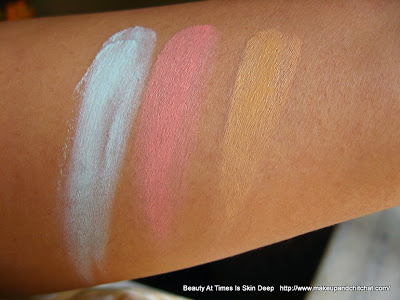 Essence Color Corrector Wheel Swatches