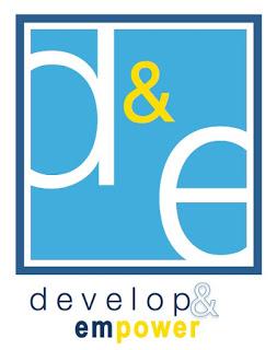 D&E logo