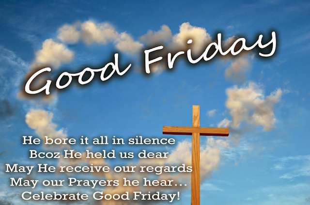 good friday 2018 sms messages