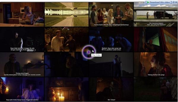 Screenshots Download Film Gratis ClownTown (2016) BluRay 480p MP4 Subtitle Indonesia 3GP Nonton Film Gratis Free Full Movie Streaming