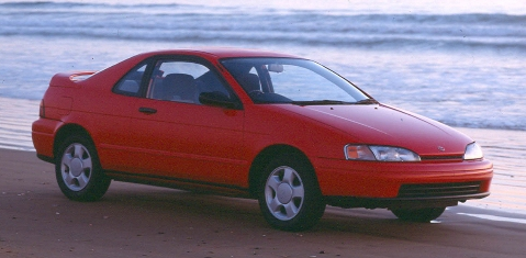 1995 Toyota Paseo Review