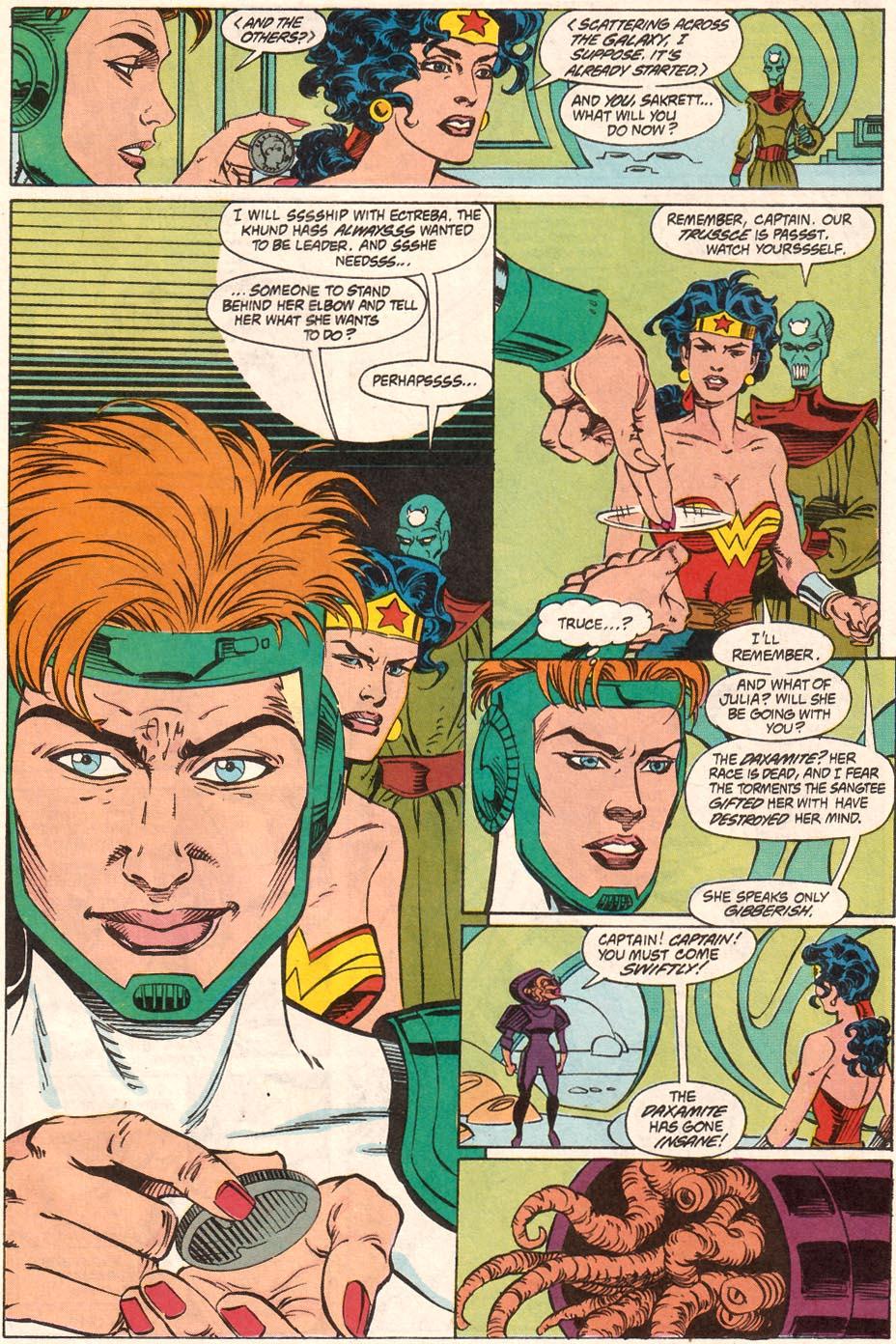 Read online Wonder Woman (1987) comic -  Issue #71 - 6