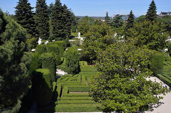 sabatini gardens jardines madrid