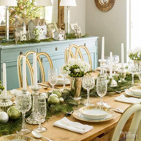 Kerstmenu 39 s voor thuis met recepten en decoratie tips voor kerstmis thuis kerst - Decoratie schotel ...