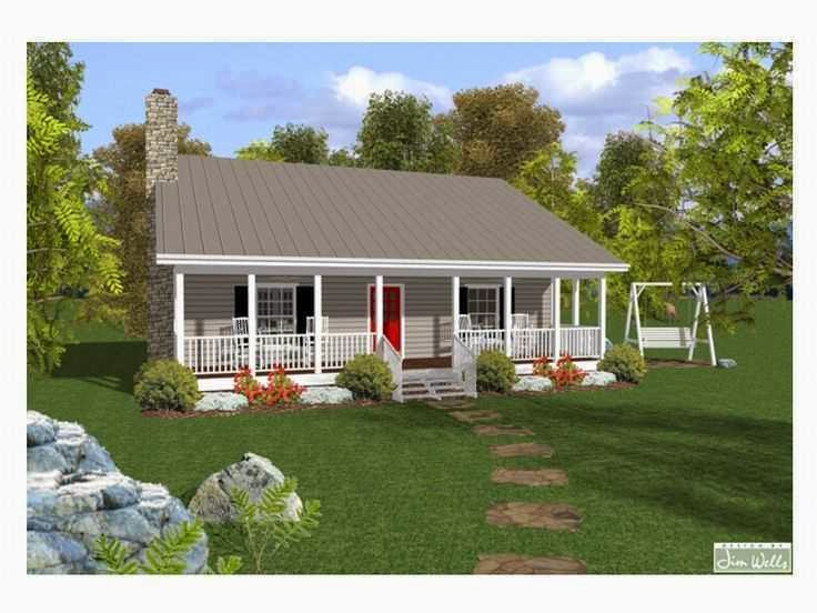 Cottage Building Plans picture